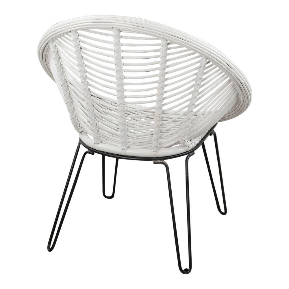 Rotan fauteuil indi tuinstoelen - Rotanbank plaatsen ...