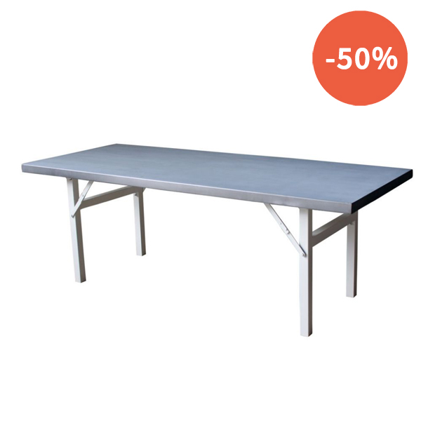 Sale50IndustrEettafelMetaal220