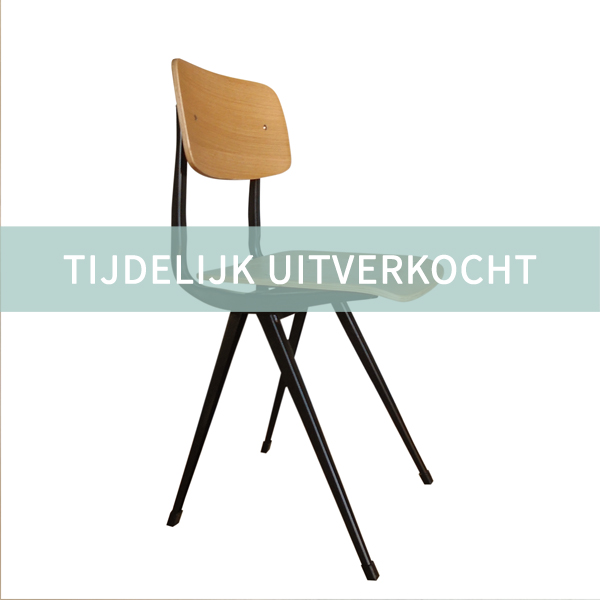 TijdelijkUitverkochtschoolstoel