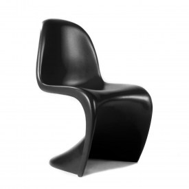 s chair zwart